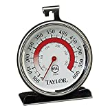 Taylor Precision Products Classic Series Large Dial Thermometer (Oven) - Set of 2