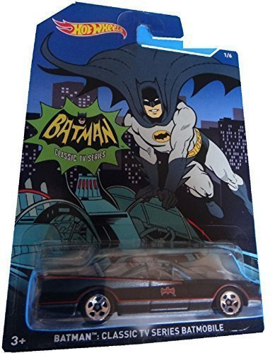 Hot Wheels 2015 Batman Classic TV Series Batmobile 1 of 6 by Hot Wheels (Batmobile Tv)