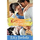 Love at the Fluff and Fold: A Sweet Small Town Romance (The Strays of Loon Lake Book 1)
