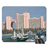 The Atlantis Paradise Island is a resort and water park located on Paradise Island, Mouse Pad, Mousepad (Modern Mouse Pad)