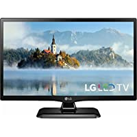 LG 24LF454B - 24 Class (23.6 Diag.) - LED - 720p 60Hz - HDTV - Black (Certified Refurbished)