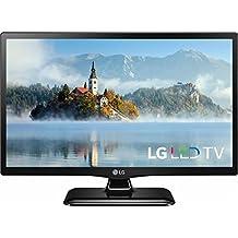"LG 24LF454B - 24"" Class (23.6"" Diag.) - LED - 720p 60Hz - HDTV - Black (Certified Refurbished)"