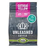 Unleashed Coffee – Catucai Yellow – Specialty Roasted Coffee, Light Roast, Whole Bean, Brazilian Single Origin For Sale