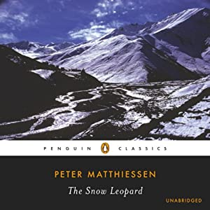 The Snow Leopard Audiobook