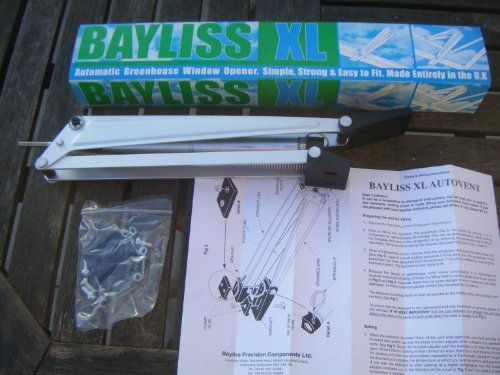 Bayliss XL Orchid Wax Variant (high temperature opening version)