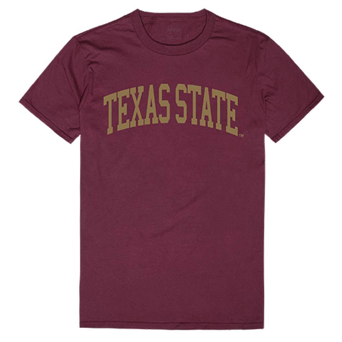 Texas State University College Tee T Shirt