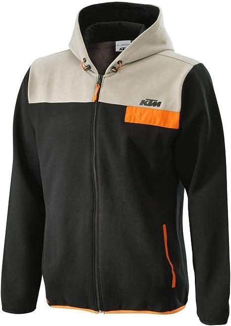KTM Pure Zip Veste de survêtement à capuche zippée Taille XL