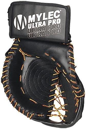 Mylec Ultra Pro Senior Roller Hockeyキャッチグローブ ブラック