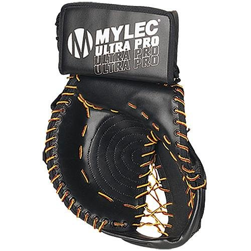 - Mylec Ultra PRO Senior Roller Hockey Catch Glove Black Left Hand