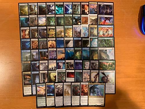 Elite Wall Assault Commander Deck - Arcades, The Strategist - Blue Green White - Custom Built - MTG - EDH - 100 Card!