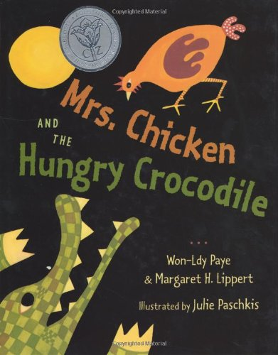 Read Online Mrs. Chicken and the Hungry Crocodile ebook