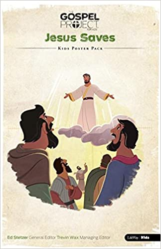 Gospel Project For Kids: Poster Pack, Fall 2017: Amazon.es ...