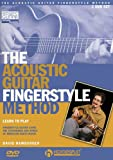 The Acoustic Guitar Fingerstyle Method, David Hamburger, 1597733334