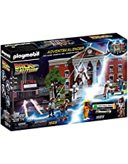 PLAYMOBIL Back To The Future Adventskalender Back to the Future - 70574