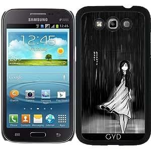 Funda para Samsung Galaxy Win GT-I8552 - ... A medida que la lluvia cayó en mí by Rouble Rust
