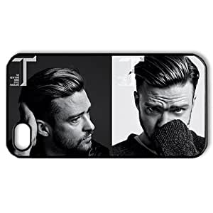 Justin Timberlakes Custom Case for iPhone 4,4S cover shell