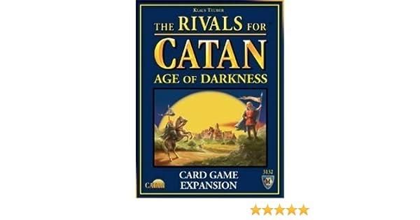 The Rivals For Catan - Juego de tablero (Mayfair Games) (versión en inglés)