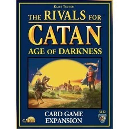 Amazon.com: Rivals For Catan–Edad de la ...