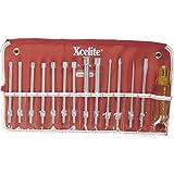 Xcelite 99PR 14-pc. Tool Kit in Roll Pouch