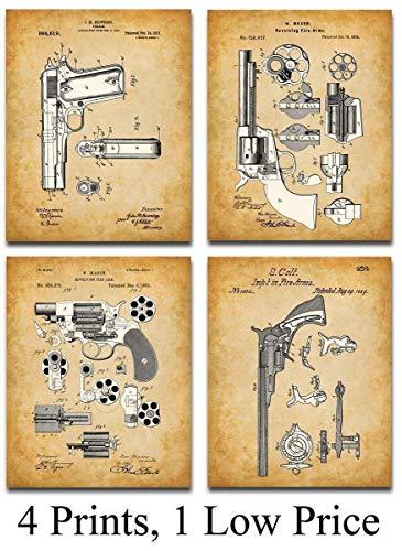 Original Colt Pistols Patent