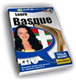 Talk Now! Learn Basque. CD-ROM: Essential Words and Phrases for Absolute Beginners