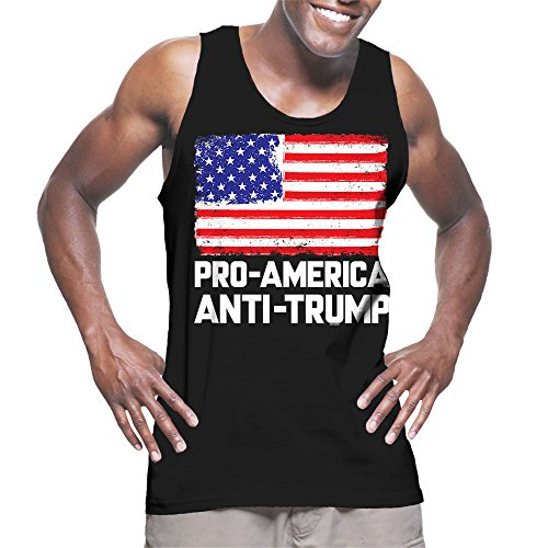 Mens America Anti Trump Tank