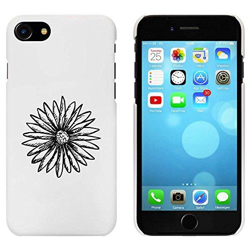 Blanc 'Corolle' étui / housse pour iPhone 7 (MC00056246)
