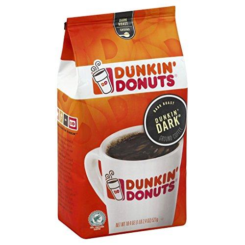 Dunkin' Donuts Pumpkin Spice Flavored Ground Coffee