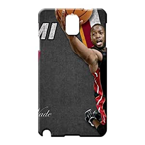 samsung note 3 Dirtshock Durable style phone carrying covers miami heat nba basketball