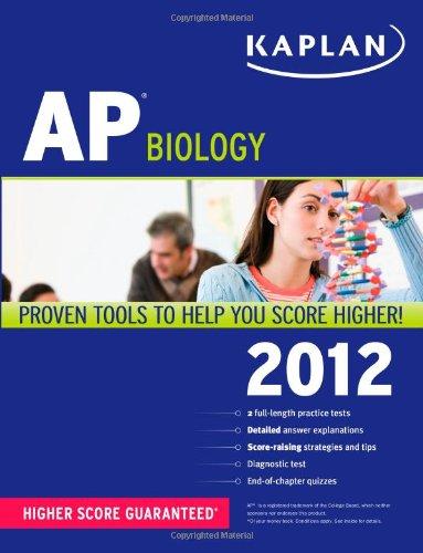 Kaplan AP Biology 2012