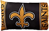 Northwest Officially Licensed NFL New Orleans Saints 2-Piece Pillowcase