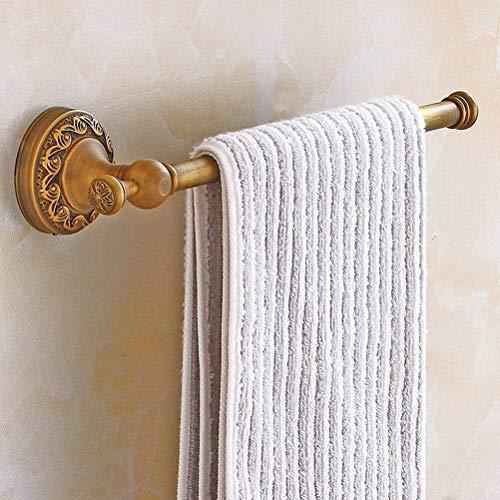 (Paper Towel Holder Wall Mount European Style Brass Towel Toilet Paper Holder Bathroom Tissue Shelf Holder Rack for Toilet Bathroom Washing Room)