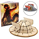 Best DC Comics Gifts For An 8 Year Old Boys - DC The Flash Book 3D Wood Model Kit Review