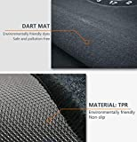 Morimoe Dart Mat with Throw/Toe Lines,300x66cm