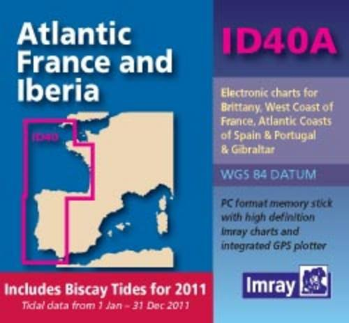 ID40A Atlantic France with UK Tides 2011: Amazon.es: Libros en ...