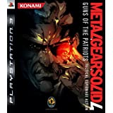 Metal Gear Solid 4: Guns of the Patriots (PS3)by Konami