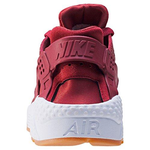 Nike 859429-600 Donne W Air Huarache Eseguire Se Gomma Di Cedro Giallo Bianco