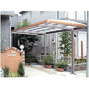 10u0027 X 18u0027 Metal Carport Canopy Aluminum Carport Covers Durable With Gutter  Metal Vehicle