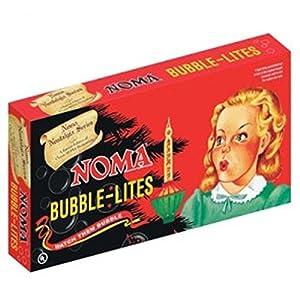 Amazon.com: Noma Bubble Lite Set of 7 Vintage Special Edition ...