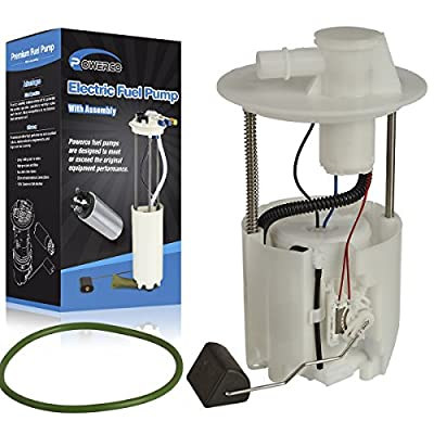 Electric Gas Fuel Pump Module Assembly E3781M /P76660M with Pressure Regulator, Sending Unit, Reservoir and Strainer Replacement for Toyota Corolla 2010-2016 L4 1.8L: Automotive
