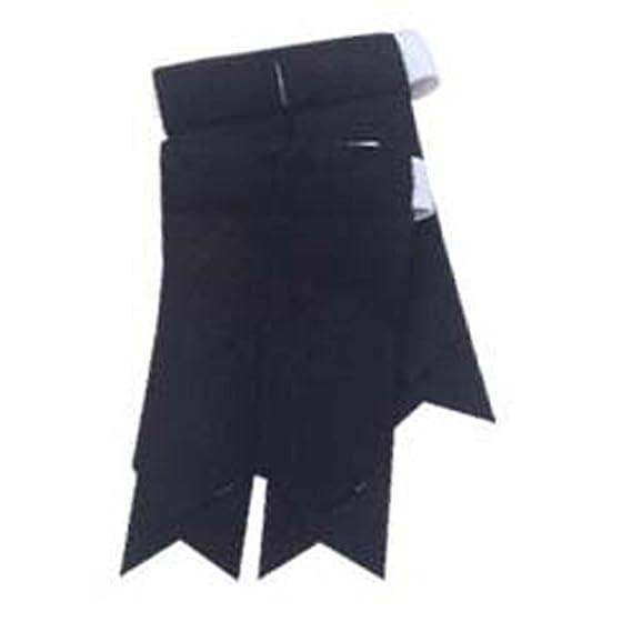Adornos para calcetines de falda escocesa, adornos con diseño en punta: Amazon.es: Ropa y accesorios