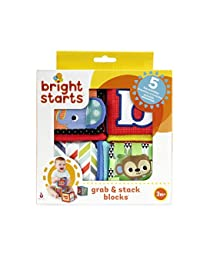 Bright Starts Grab and Stack Block Toy BOBEBE Online Baby Store From New York to Miami and Los Angeles