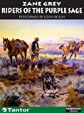 img - for Riders of the Purple Sage book / textbook / text book