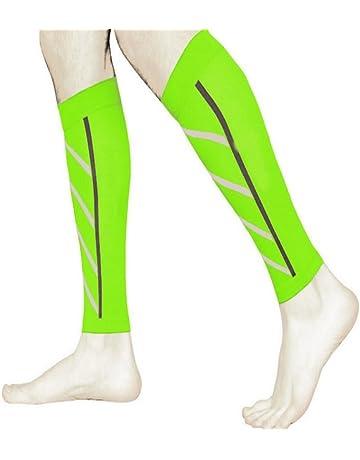1 paire de jambe mollet manches de compression 3a2ab55918c