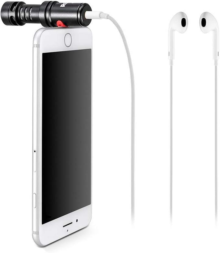 Rode VMML - Micrófono para móvil: Amazon.es: Instrumentos musicales
