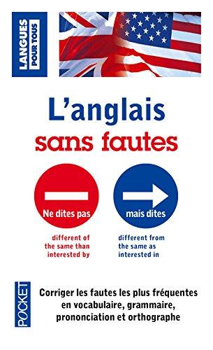 L'anglais sans fautes