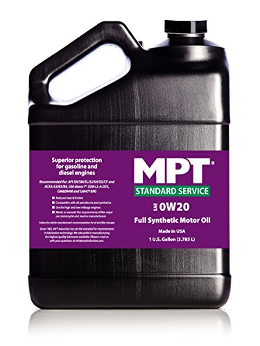 MPT MPT-248 0W-20 Standard Service Full Synthetic Motor O...