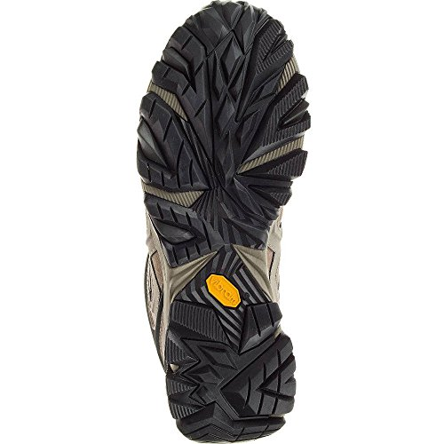 Merrell Moab Fst Leather Gore-Tex Scarpe da Passeggio - SS17 Roccia
