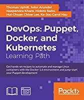 DevOps: Puppet, Docker, and Kubernetes Front Cover
