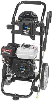 Quipall 2700GPW 2700 PSI Gas Pressure Washer